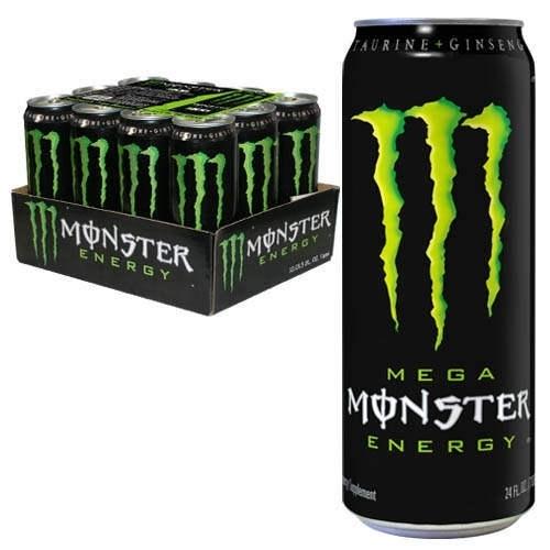 Monster Energy energiaital