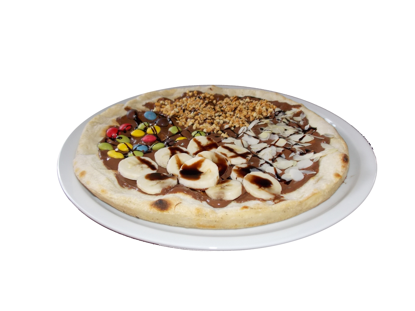 Magic Pizza (Nutellás)