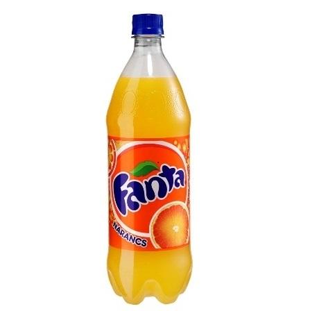 Fanta Narancs  1 l